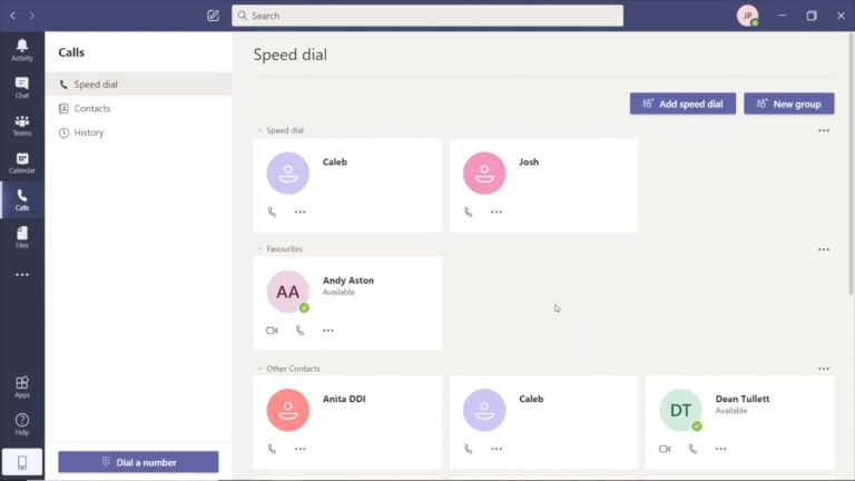 How to use teams integration with Ipecs cloud