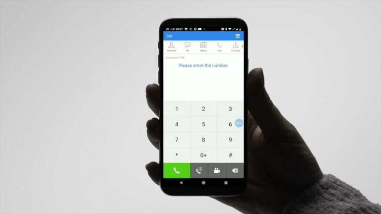 UCE Android - How to Redial A Number